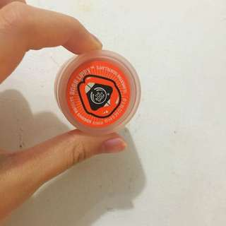 The Body Shop 護唇膏