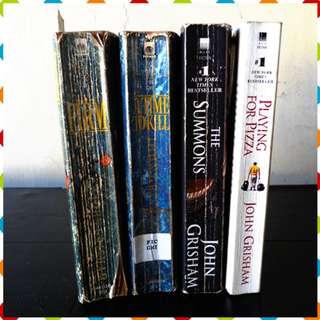 John Grisham Bundle (4 books)