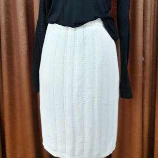 Knitt Midi Skirt