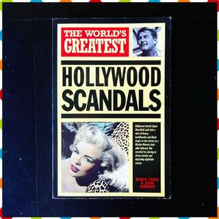 The World's Greatest : Hollywood Scandals