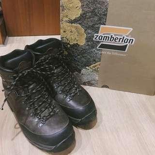 義大利製Zamberland專業登山鞋