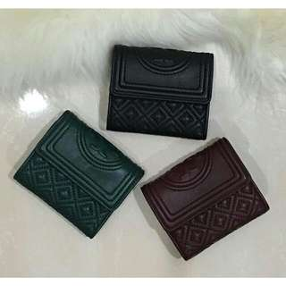 Ready authentic ori TORYBURCH fleming small wallet