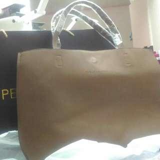 Percy Laureti Large Tote Bag