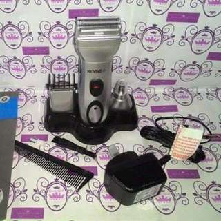 3DAYS SALE!! Rechargeable Mens Groomer 3 in 1