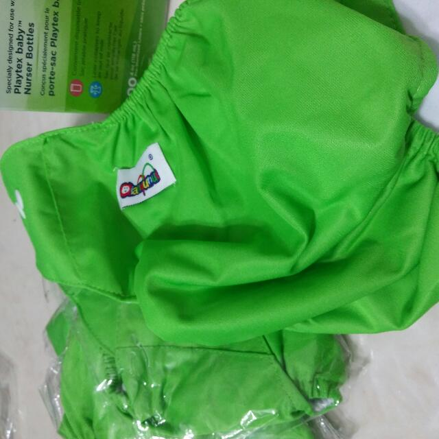 5 Pcs Of Diaper Cloth Without Insert
