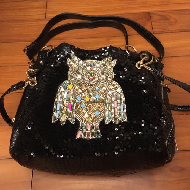 貓頭鷹包包