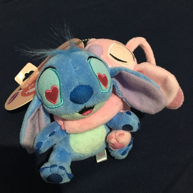 Stitch 史迪奇 吊飾娃娃