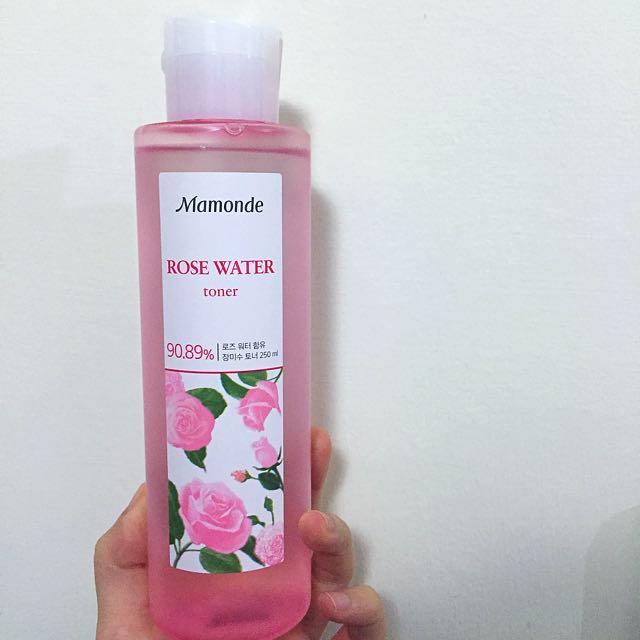 全新含運| Mamonde玫瑰化妝水