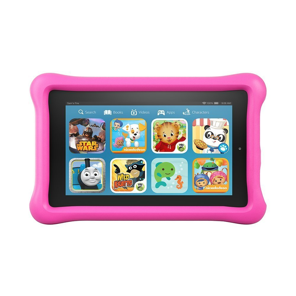 d6f1b30f62a0 Amazon Kindle Fire Kids Edition Tablet 7
