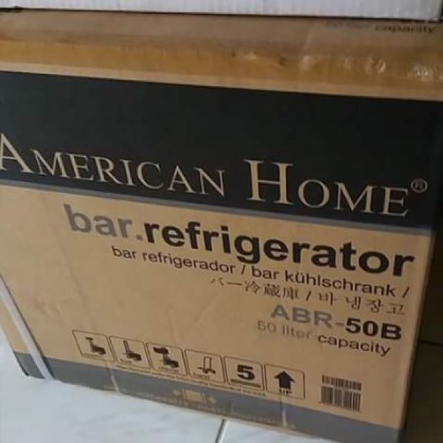 American Home Personal Refrigerator