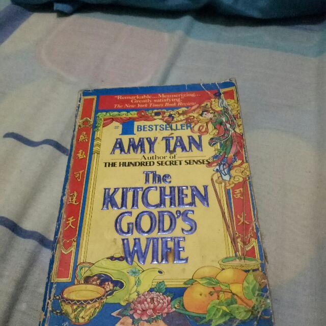 Amy Tan - Kitchen God's Wife
