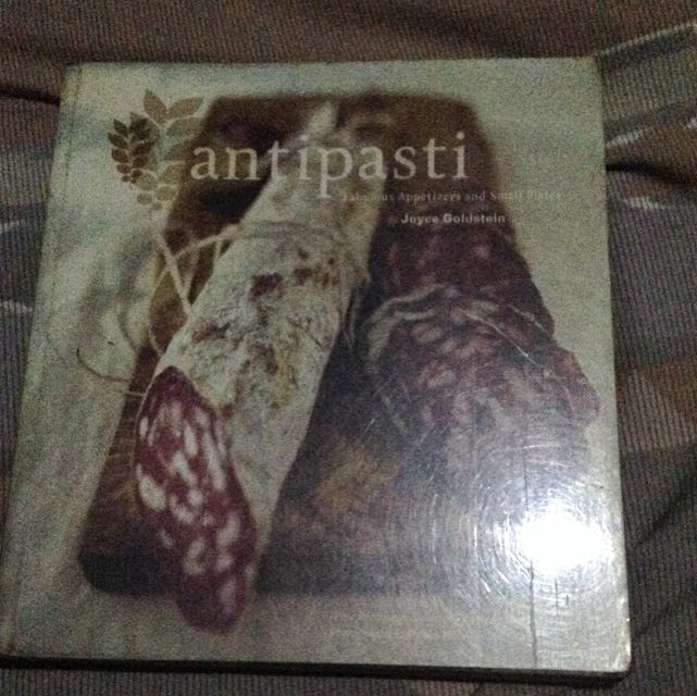 Antipasti Cookbook