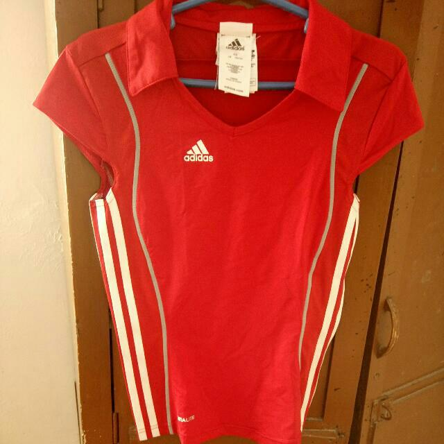 REPRICED Authentic Adidas Blouse