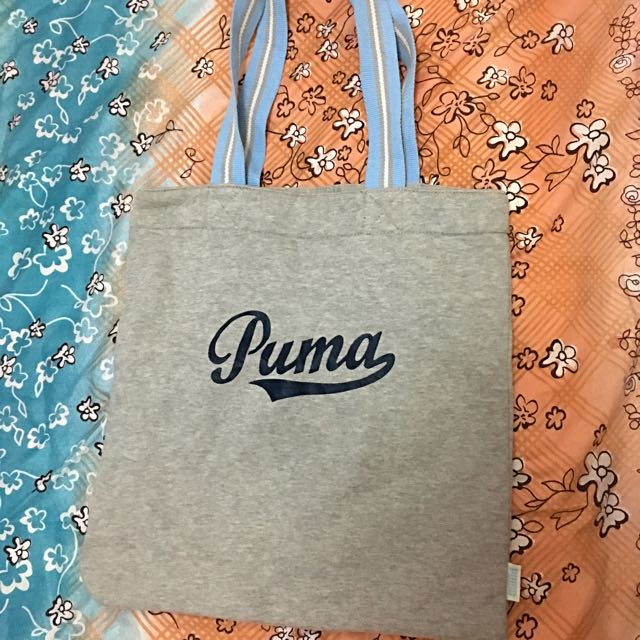 Preloved Authentic Puma Tote Bag