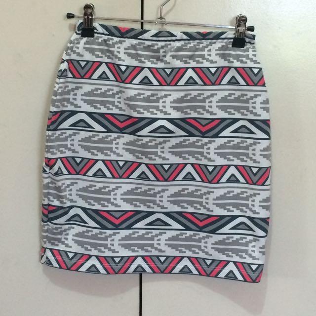 Aztec Skirt