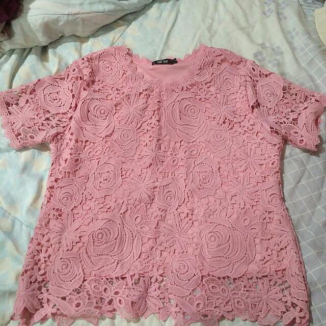 Bangkok Lace Top