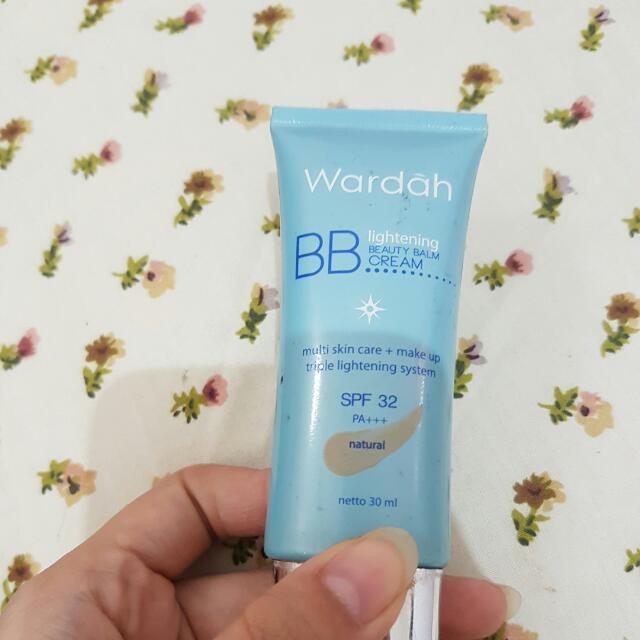 #tisgratis Bb Lightening Beauty Balm Cream Wardah