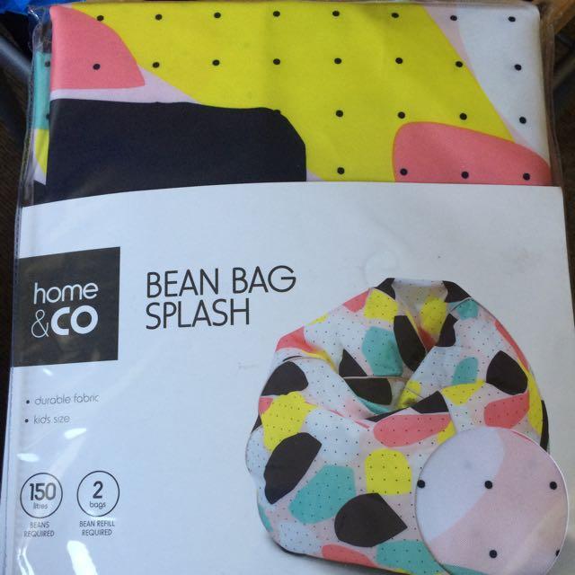 Bean Bag Splash for kids