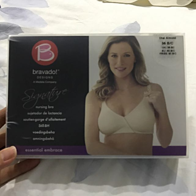 2984e48f62930 Bravado Essential Embrace nursing Bra, Babies & Kids, Maternity on ...
