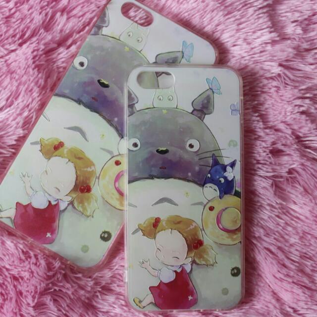 Iphone Case TOTORO