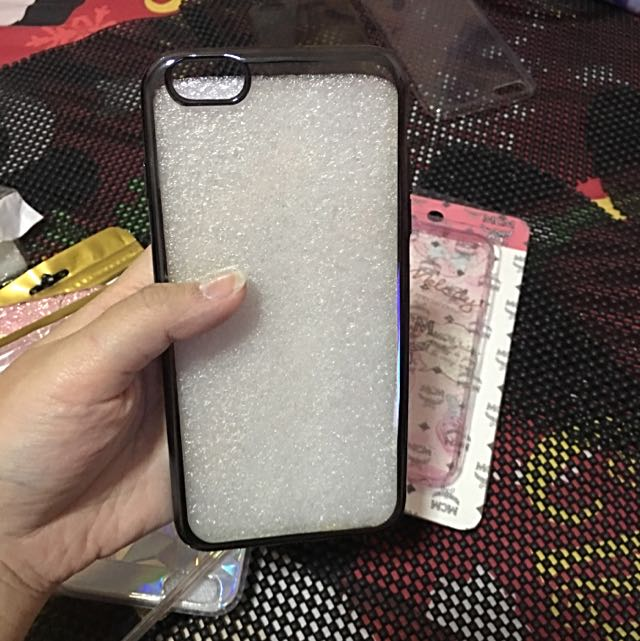 Chrome Softcase iPhone 6/6s Plus