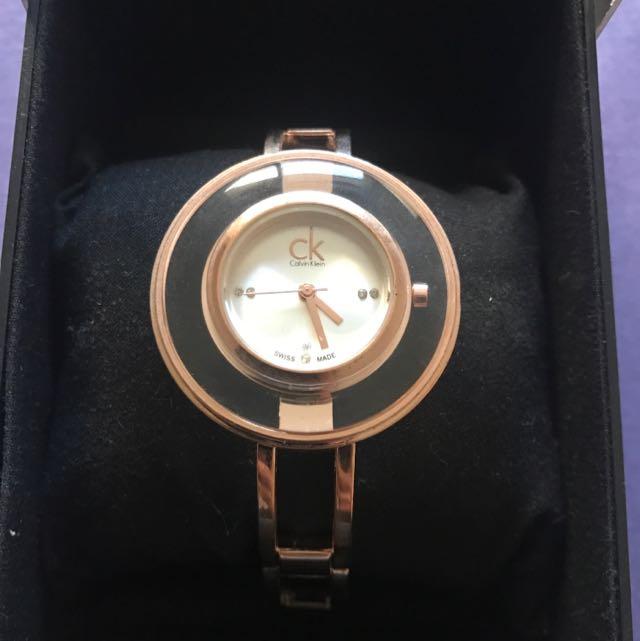 Ck's watch