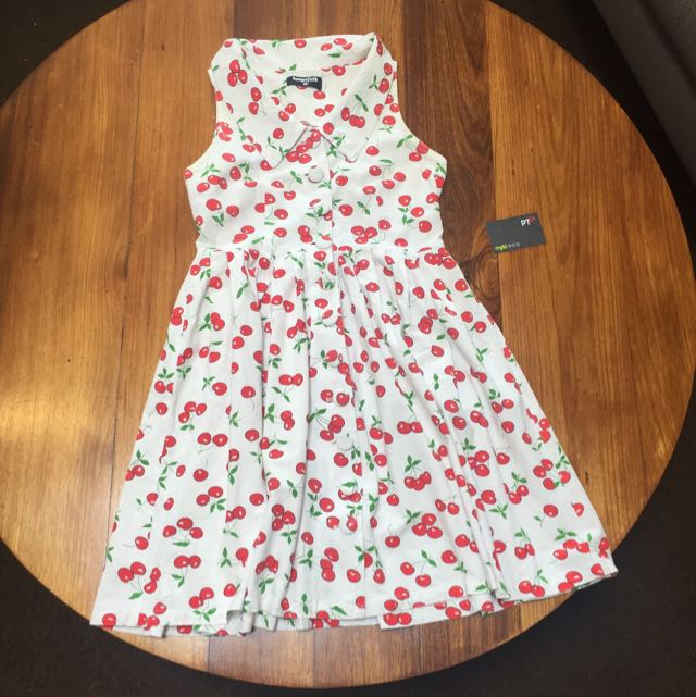 Dangerfield Cherry Dress