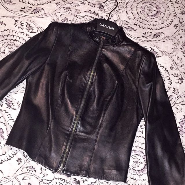 Danier Leather jackets Brown Also In Black