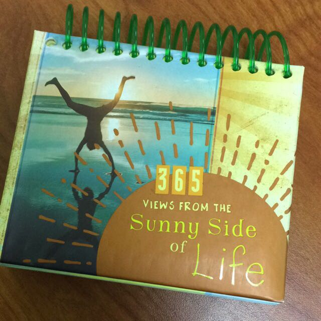 Desk calendar With Quotes