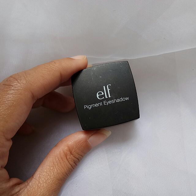Elf Pigment Eyeshadow
