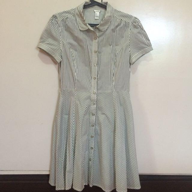 Forever21 Stripes Dress