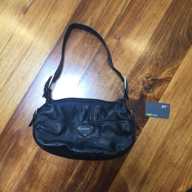 Franco Bonini Leather Bag