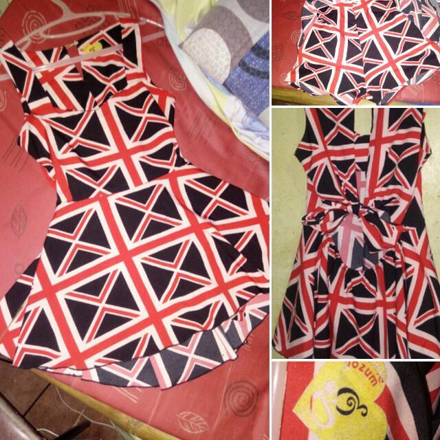 GB Inspired genevieve Gozum Dress
