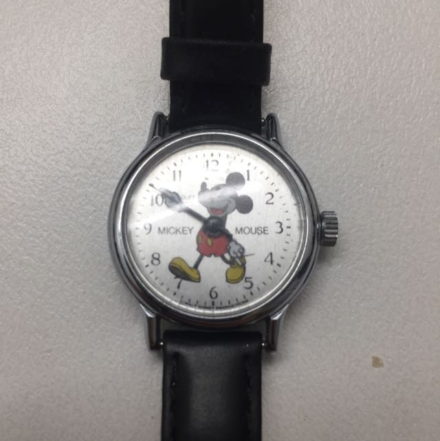 Genuine Mickey Mouse Watch