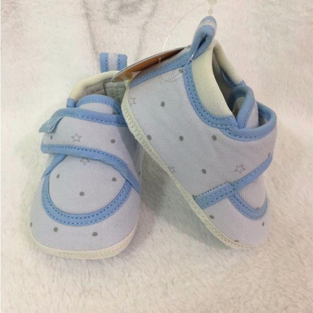 全新GMP BABY 星點嬰兒學步鞋S 11CM