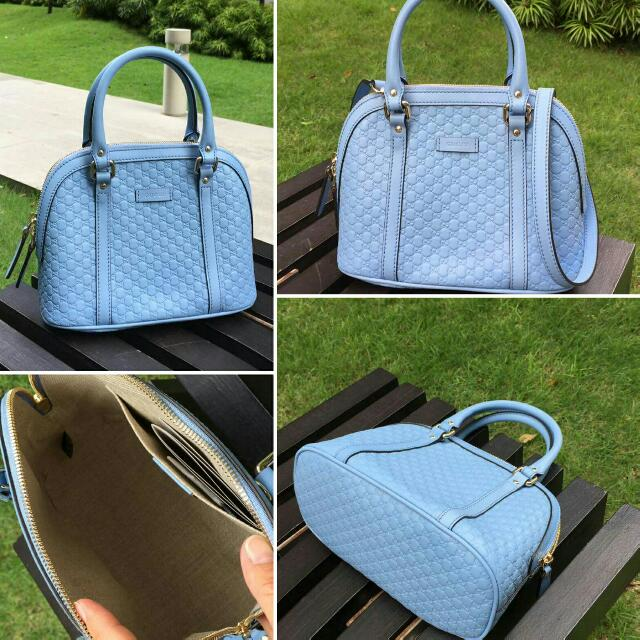 f1daa2bf6 💢Gucci Microguccissima Dome Small Leather Bag💢 • Brand NEW • READYSTOCK,  Luxury, Bags & Wallets on Carousell