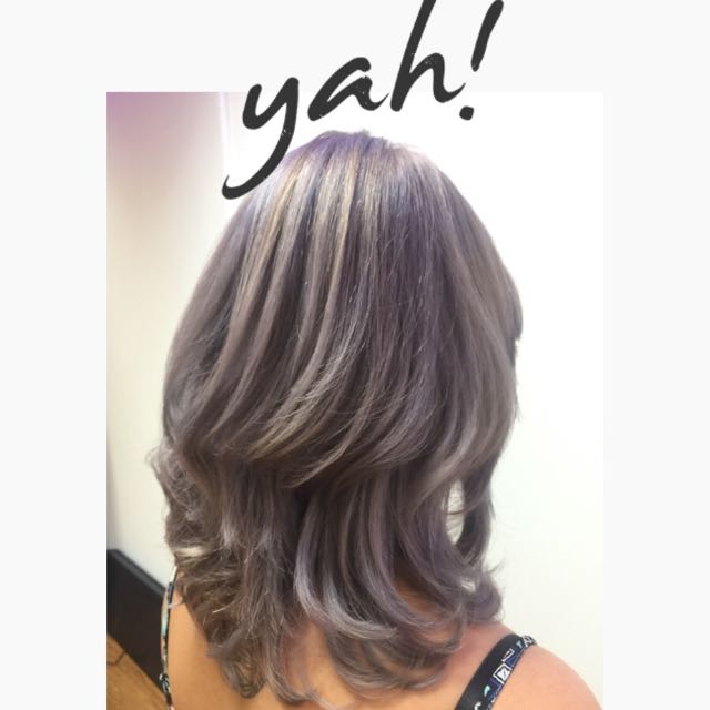 Keratin Treatment And Color Services In MEL