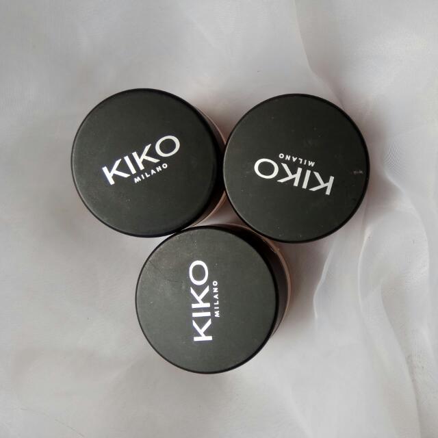 KIKO single eyeshadow