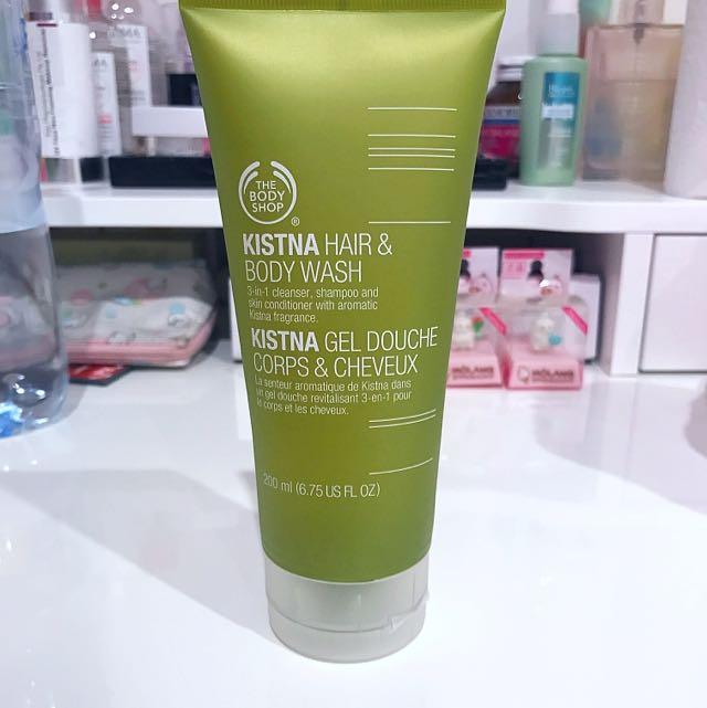 🆕Kistna Hair & Body Wash