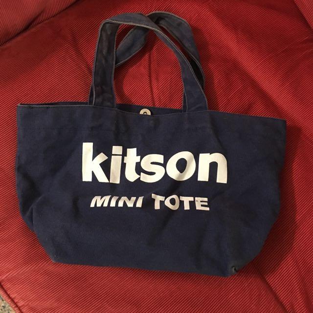 kitson mini tote 手提包/帆布包