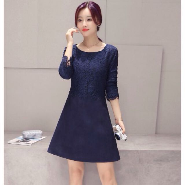 REPRICED:Korean Dress