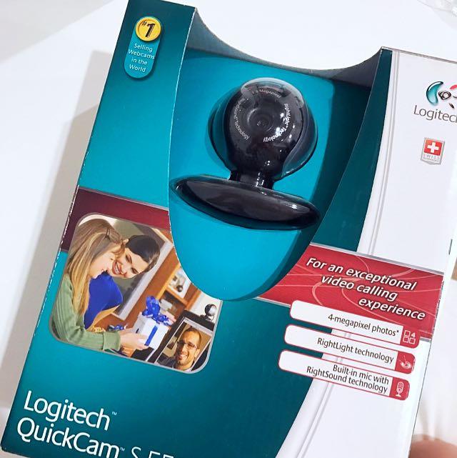 Logitech QuickCam S 5500