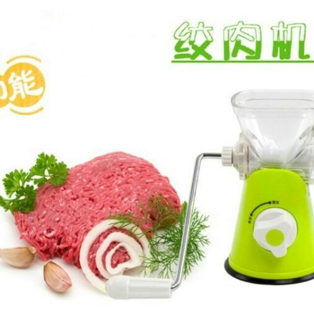 MEAT GRINDER PENGGILING DAGING, SAYUR & BUAH