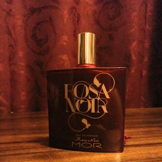 MOR Rosa Noir Perfume