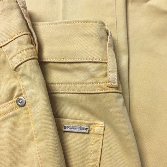 Mossimo Dutti Pants Size 28 Waist