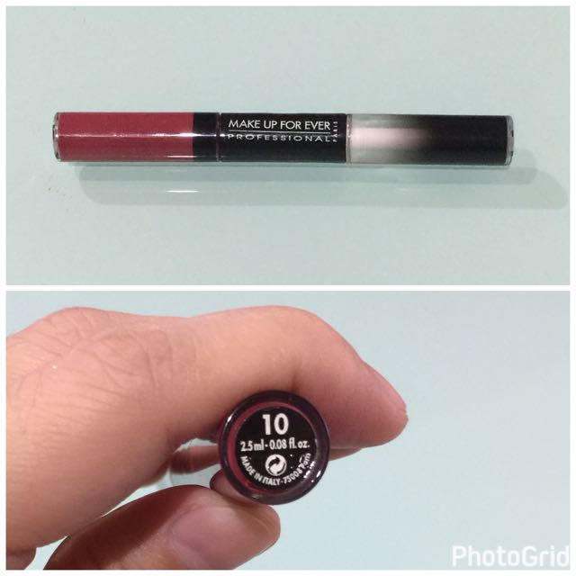MUFE Aqua Rouge No. 10