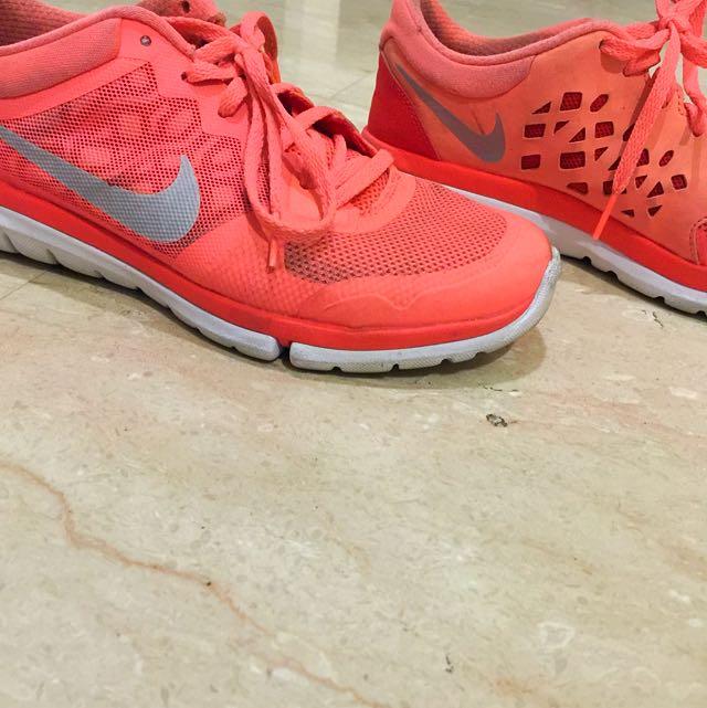 Nike Fitsole Pink Women