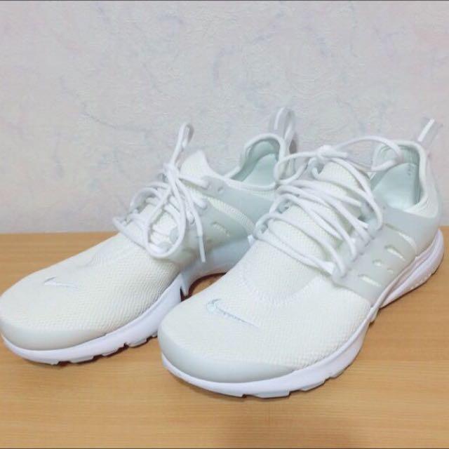 Nike Presto 魚骨白