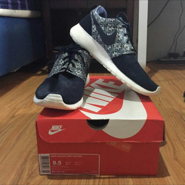 Nike Roshe One Winter Edition (Rare)