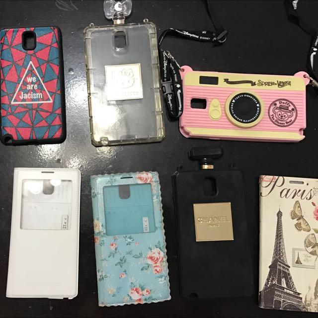 二手Note3系列,手機殼,香奈兒手機殼,相機造型手機殼